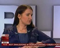 Posłanka Ewa Żmuda - Trzebiatowska i nieprawdziwe dane w TVP INFO w sprawie 6-latków w UE