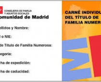 Hiszpańska Karta Dużej Rodziny